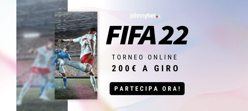 Torneo Fifa 22 Online