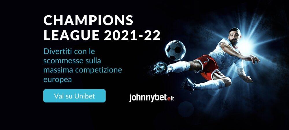 Pronostici Champions League 2021/22