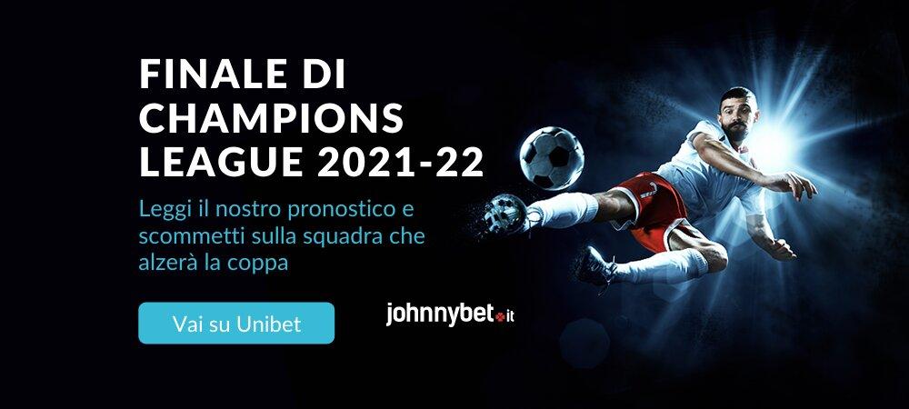 Pronostico Finale di Champions League 2021-22