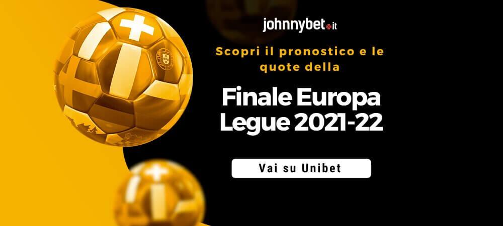 Pronostico Finale di Europa League 2022