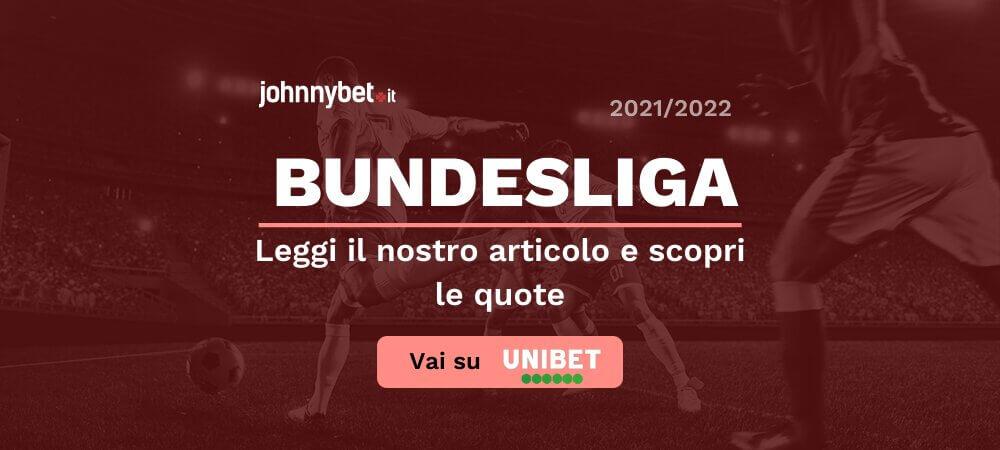 Pronostici Bundesliga 2021-22
