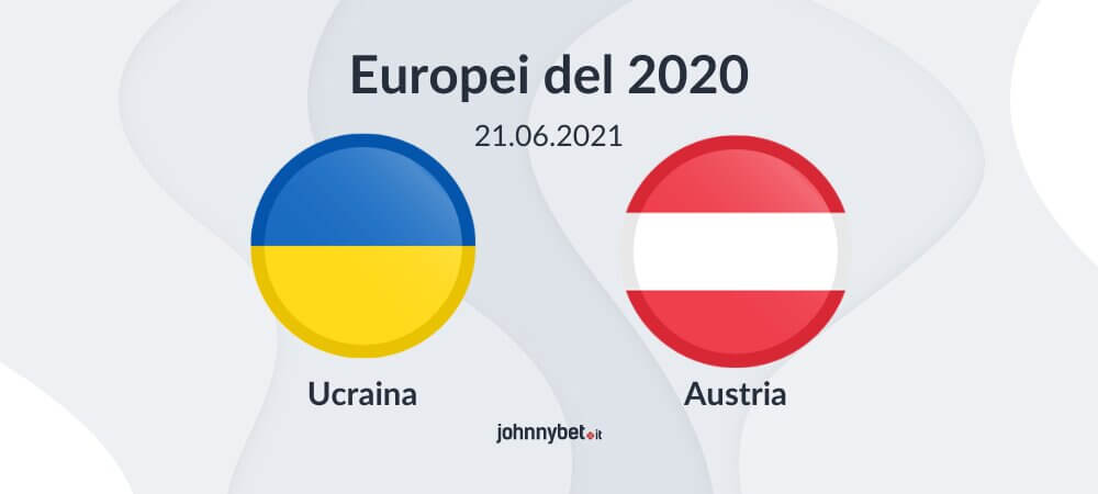 Pronostico Ucraina - Austria risultato esatto