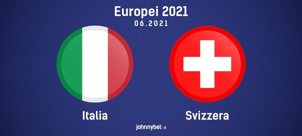Pronostico Italia - Svizzera risultato esatto