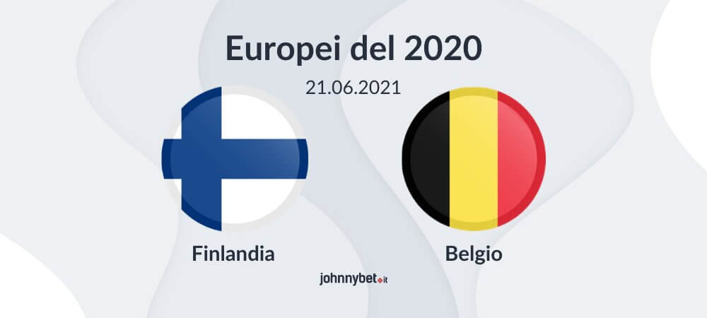 Pronostico Finlandia - Belgio risultato esatto