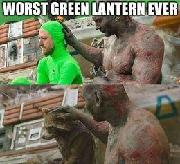 Worst green lantern ever memes