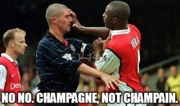 Champagne funny memes