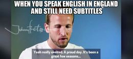 Speak english memes
