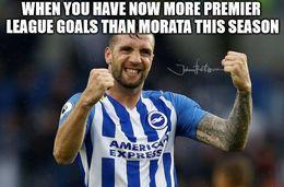 Premier league goals memes