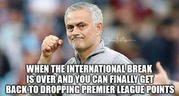 Premier league points memes