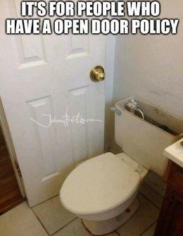 Open door policy memes