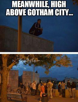 Gotham city memes
