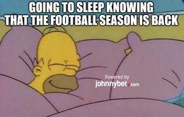Football season funny memes