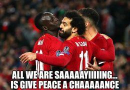 Peace funny memes