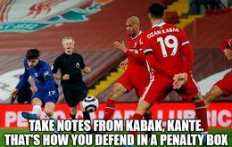 Penalty box memes