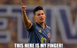 My finger memes