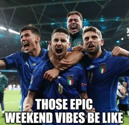 Epic weekend memes