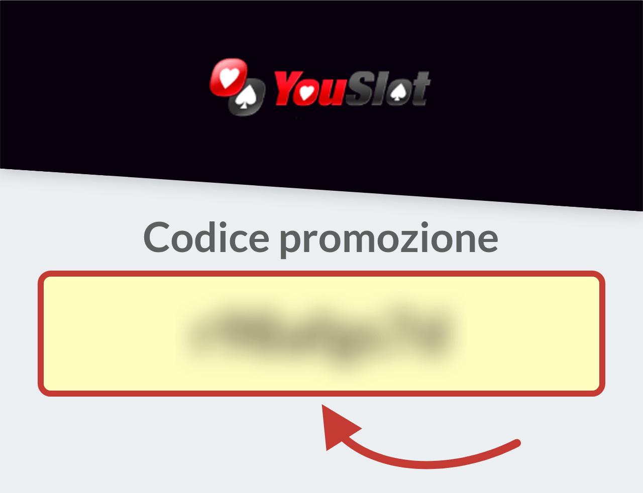 Codice Promozione YouSlot