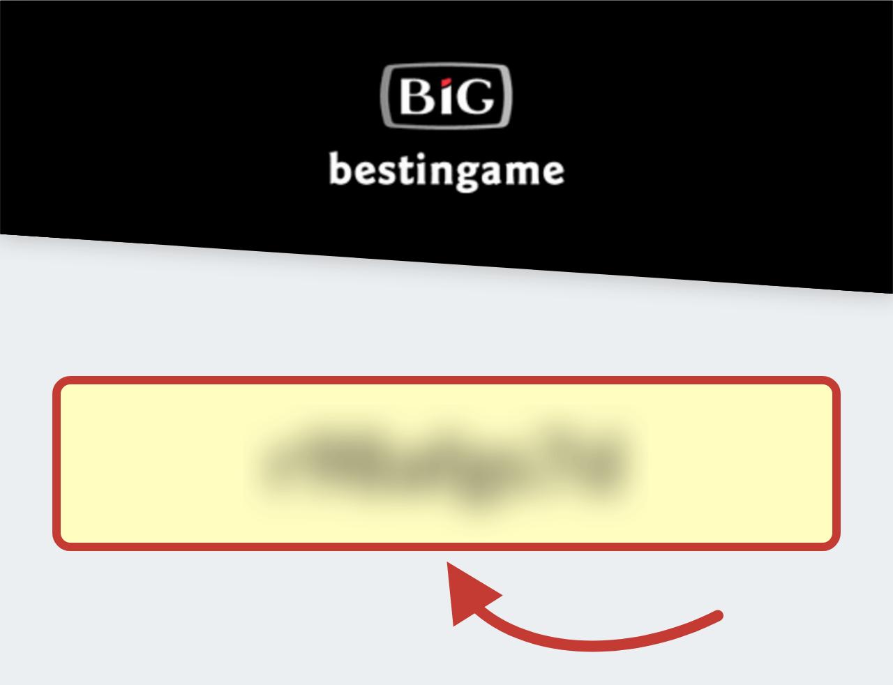 Codice Bonus Bestingame