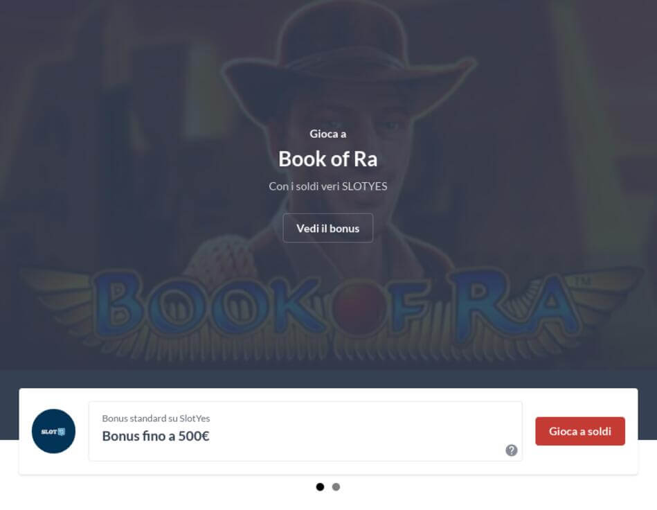 Book Of Ra Gratis Senza Registrazione