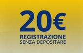 bonus senza deposito casinòyes online
