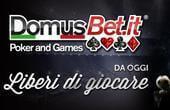 Domusbet poker giochi codice promo